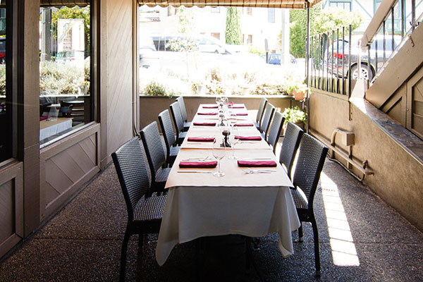 Private Parties | Stella Alpina Osteria | Burlingame